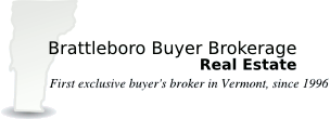 Brattleboro Buyer Brokerage Real Estate logo